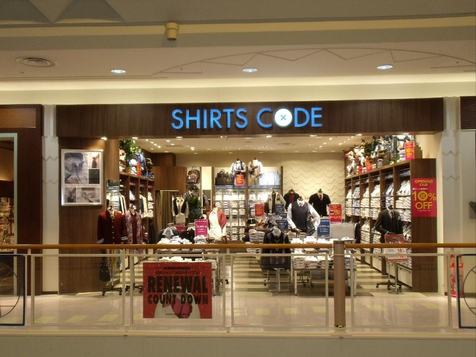 シャツコード / SHIRTS CODE