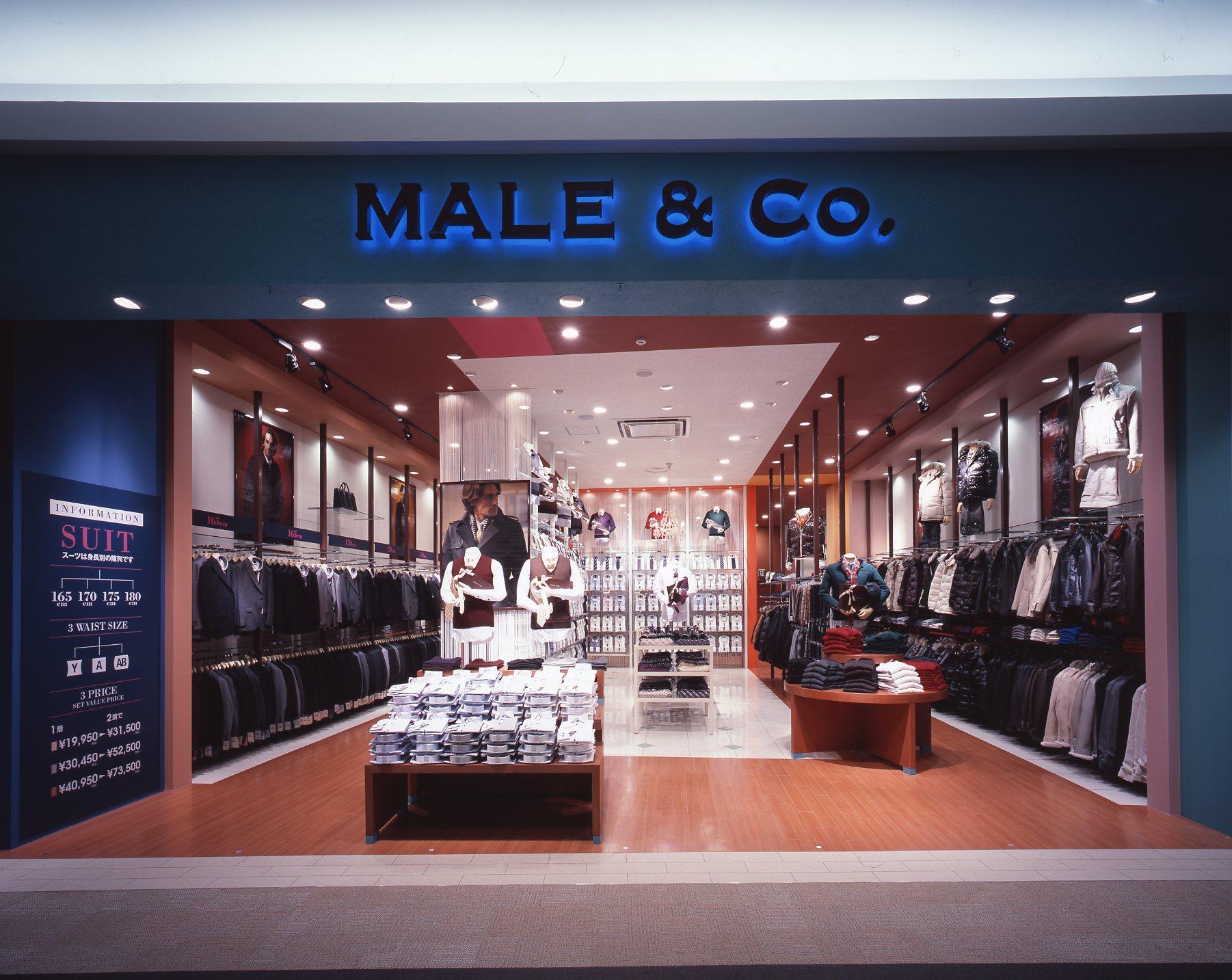 MALE&Co.