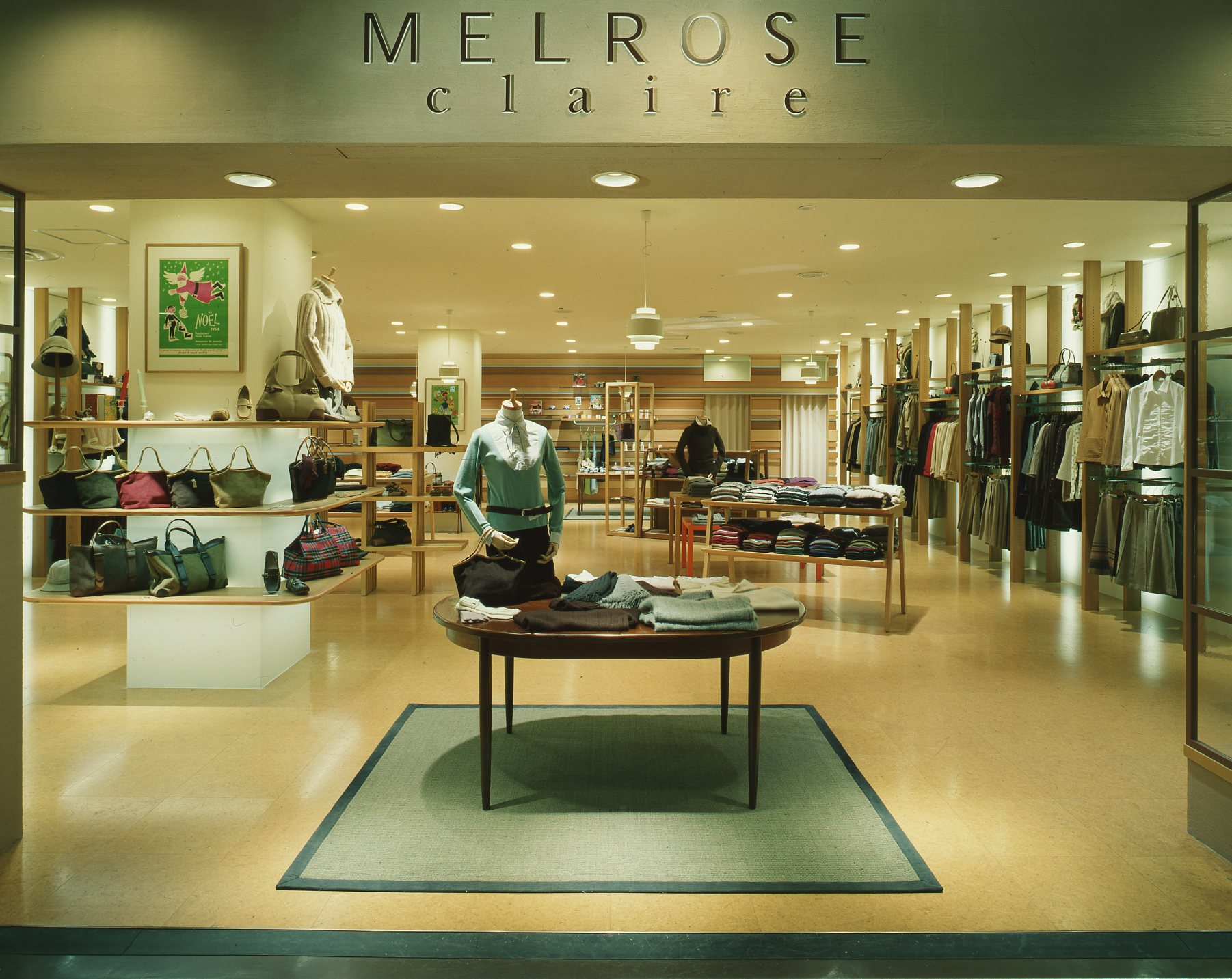 MELROSE claire