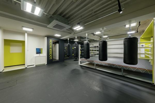 A-SIDE boxing fitness club / エーサイドボクシングフィットネスクラブ