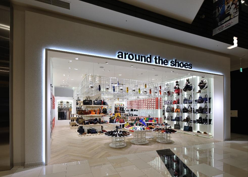 アラウンドザシューズ / around the shoes