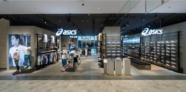 ASICS 東京 有明ガーデン / アシックス トウキョウ アリアケガーデン