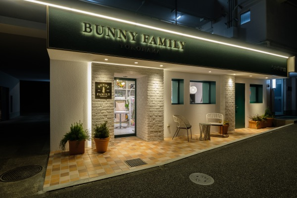 BUNNY FAMILY YOKOHAMA / バニーファミリーヨコハマ