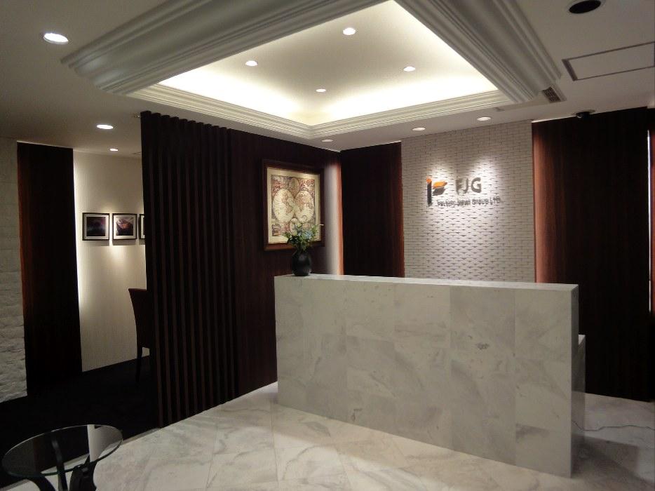 FJG本社 / The head office of FJG