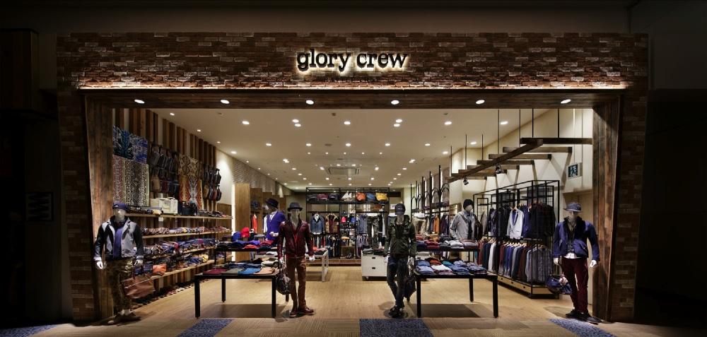 グローリークルー / glory crew