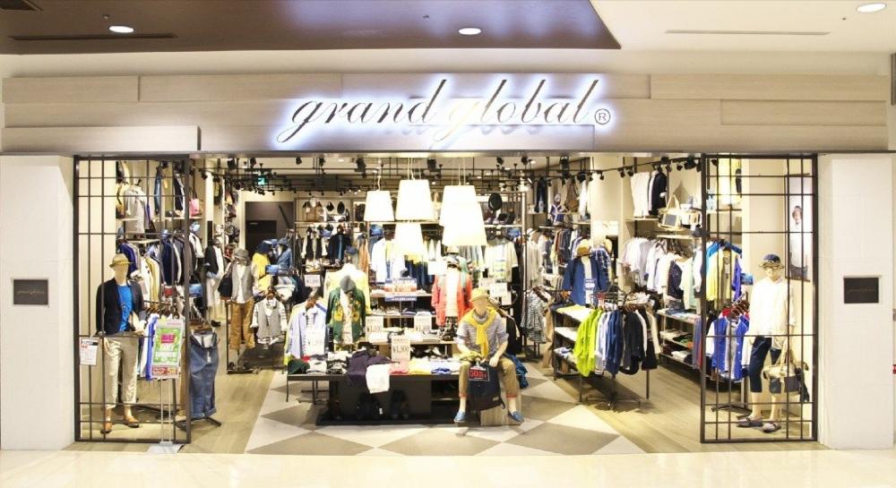 グランドグローバル / grand global