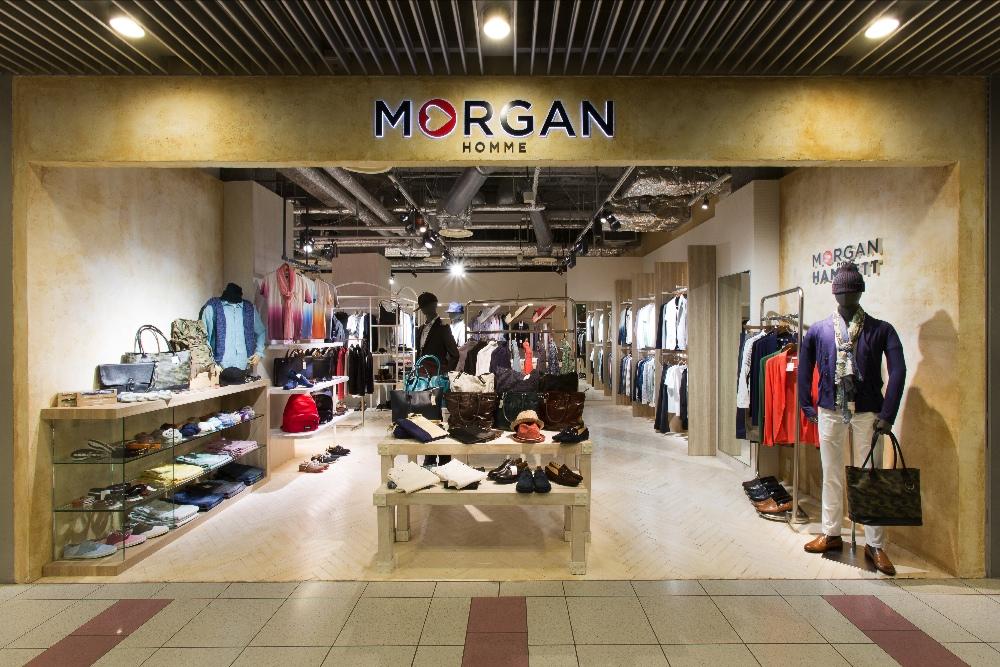 モルガンオム / MORGAN HOMME